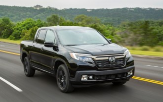 Honda Ridgeline: The Car Connection's Best Pickup to Buy 2017