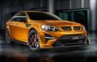 HSV reveals Corvette ZR1-powered GTSR W1 super sedan