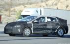 2017 Hyundai Ioniq spy shots