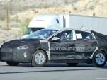 2017 Hyundai Ioniq spy shots - Image via S. Baldauf/SB-Medien
