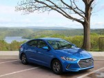 "2017 Hyundai Elantra Eco road trip, May 2016 - Maryland's welcome center wins ""Most Scenic' award"