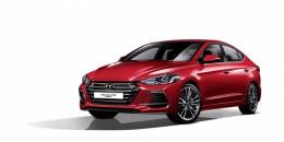 2017 Hyundai Elantra Sport (Korean spec)