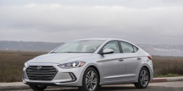 2017 Hyundai Elantra Limited First Drive Video
