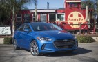 Chevy Cruze Vs. Hyundai Elantra: Compare Cars