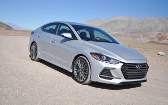 2017 Hyundai Elantra Sport first drive: close encounter of a turbocharged kind