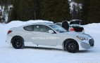 2017 Hyundai Genesis Coupe Spy Shots