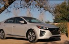2017 Hyundai Ioniq Electric: first drive review of 124-mile electric car