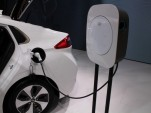 2017 Hyundai Ioniq Electric (European spec), 2016 Geneva Motor Show