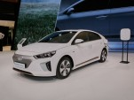 2017 Hyundai Ioniq Electric to offer 110 miles of range: company