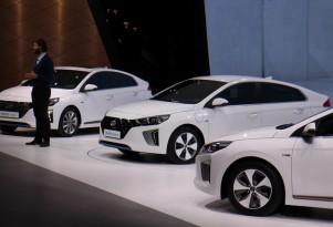Hyundai Ioniq: most important car at the Geneva Motor Show?