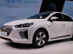 2017 Hyundai Ioniq Hybrid, Electric: more notes from Geneva Motor Show