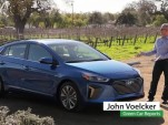 2017 Hyundai Ioniq video road test with Green Car Reports editor John Voelcker