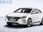 2017 Hyundai Ioniq: More Photos, Details Of Hybrid Model (UPDATED)
