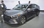 2017 Hyundai Ioniq U.S. specs confirmed: Live photos and video