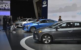 2017 Hyundai Ioniq video preview