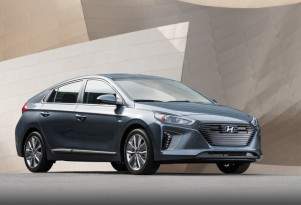 Demand for Hyundai Ioniq hybrid, electric models higher than expected, company says