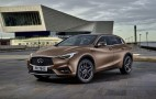 More Photos Of 2017 Infiniti Q30 Released Ahead Of Frankfurt Debut