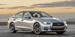 2017 Infiniti Q50 3.0 T Signature Edition >> Luxury Car news, reviews, spy shots, photos, and videos - MotorAuthority