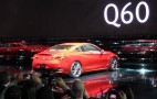 New 2017 Infiniti Q60 coupe priced at $39,855