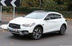 2017 Infiniti QX30 Spied Almost Completely Undisguised