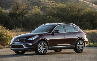 Crossover cross-up: 2018 Infiniti QX50 skipped; QX60 Hybrid shelved