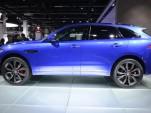2017 Jaguar F-Pace, 2015 Frankfurt Auto Show