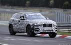 2017 Jaguar F-Pace Spy Video
