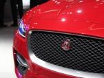 2017 Jaguar F-Pace  -  2015 Frankfurt Motor Show live photos
