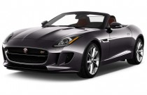 2017 Jaguar F-Type Convertible Manual S Angular Front Exterior View