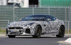 2017 Jaguar F-Type SVR Spy Shots