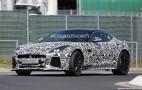 2017 Jaguar F-Type SVR Spy Shots