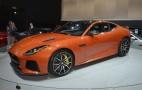 2017 Jaguar F-Type SVR video preview