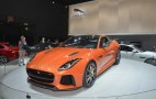 2017 Jaguar F-Type SVR says 'ello to North America: Live photos and Video