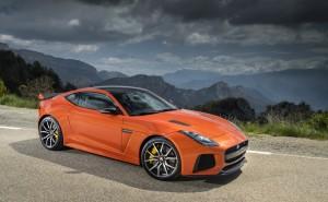 2017 Jaguar F-Type SVR first drive review