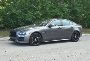 2017 Jaguar XE 20d fuel economy review