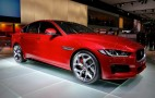 2017 Jaguar XE Preview, Live Photos