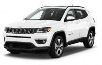 2017 Jeep Compass Latitude FWD *Ltd Avail* Angular Front Exterior View