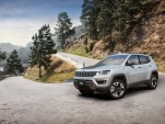 2017 Jeep Compass Trailhawk (Brazil spec)