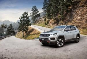 2017 Jeep Compass Trailhawk (Brazil spec)