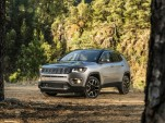 2017 Jeep Compass launched in LA, new small SUV for growing Jeep lineup