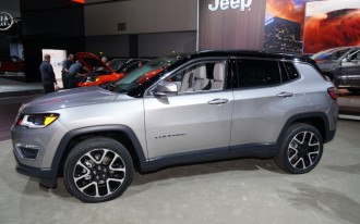 2017 Jeep Compass video preview: 2016 Los Angeles Auto Show
