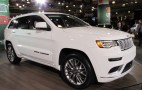 2017 Jeep Grand Cherokee Summit revealed: Live photos