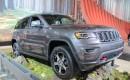 2017 Jeep Grand Cherokee Trailhawk, 2016 New York International Auto Show