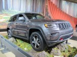 2017 Jeep Grand Cherokee Trailhawk, 2016 New York International Auto Show