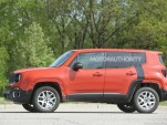 2017 Jeep Patriot/Compass replacement test mule spy shots - Image via S. Baldauf/SB-Medien