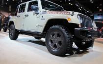 2017 Jeep Wrangler Unlimited Rubicon Recon, 2017 Chicago auto show