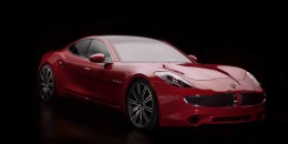 2017 Karma Revero: first official photo of rebooted Fisker Karma released