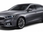 2017 Kia Cadenza (Korean spec)