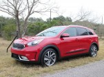 2017 Kia Niro hybrid: first drive report