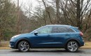 2017 Kia Niro Touring, Catskill Mountains, NY, March 2017